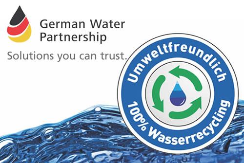 Banner Wasseraufbereitung Klein
